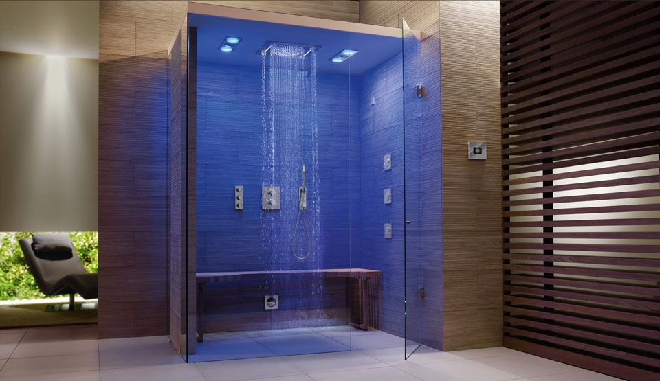 Super Showers – Get Wetter, Better! | Evo Design Center