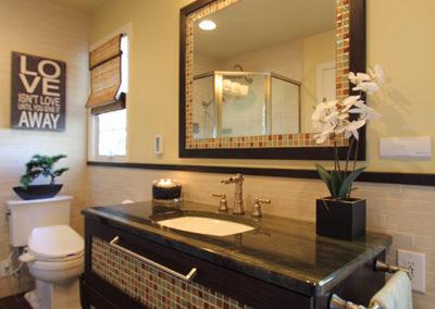 Zen Style Bathroom